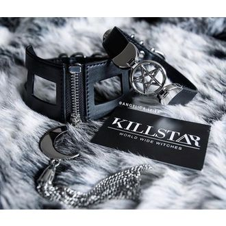Kratka ogrlica KILLSTAR - Nikky Choker - Black, KILLSTAR