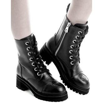 Unisex wedge čizme - NOT PHASED COMBAT - KILLSTAR, KILLSTAR
