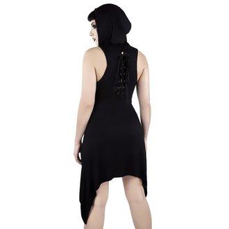Ženska haljina (Tunika) KILLSTAR - NOT THE END - BLACK, KILLSTAR