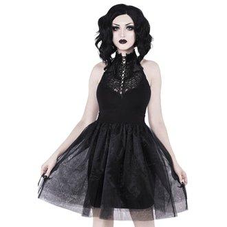 Ženska haljina KILLSTAR - NYTE NYMPH PARTY - BLACK, KILLSTAR