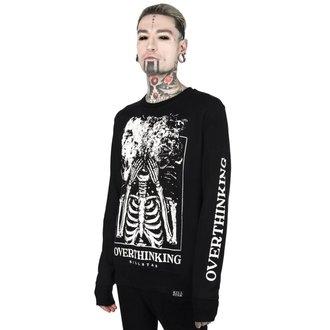 Majica (bez kapuljače) unisex - OVERTHINKING - KILLSTAR, KILLSTAR