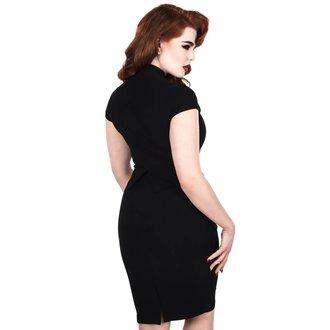 Ženska haljina KILLSTAR - PARLOR- CRNA, KILLSTAR