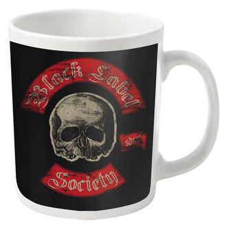 Šalica BLACK LABEL SOCIETY - DESTROY & CONQUER - PLASTIC HEAD, PLASTIC HEAD, Black Label Society