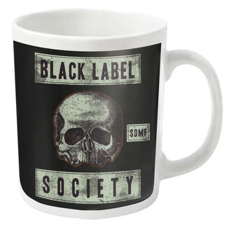 Šalica BLACK LABEL SOCIETY - DOOM TROOPER - PLASTIC HEAD, PLASTIC HEAD, Black Label Society