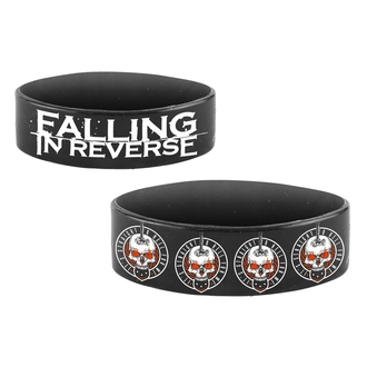 Gumena narukvica FALLING IN REVERSE - STRAIGHT TO HELL - PLASTIC HEAD - PHSWB028