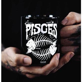 Šalica KILLSTAR - Pisces - BLACK, KILLSTAR