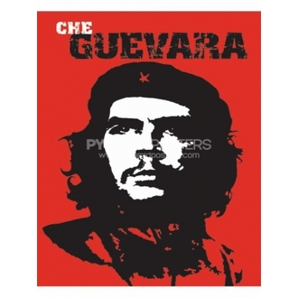plakat - Che Guevara (Crven) - PO7003, PYRAMID POSTERS, Che Guevara