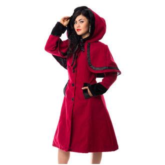 Ženski kaput VIXXSIN - ELENA - CRVENI, VIXXSIN