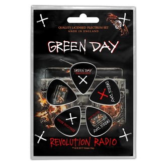 Trzalice Green Day - Revolution - ROCK OFF, ROCK OFF, Green Day