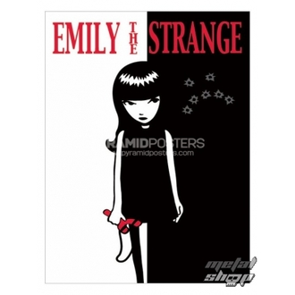 plakat - Emily The Čudan (Čudan Face) - PP31523, EMILY THE STRANGE