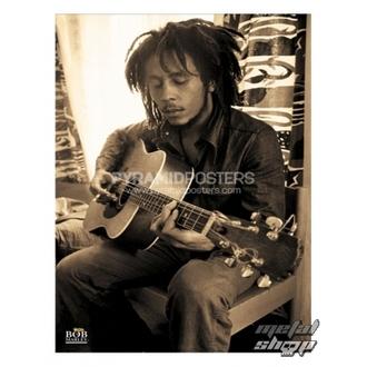 plakat - Bob Marley (Sepija) - PP31818, PYRAMID POSTERS, Bob Marley