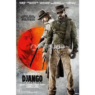 plakat Django Unchained - They Took Njegov Besplatno - Pyramid Plakati, PYRAMID POSTERS