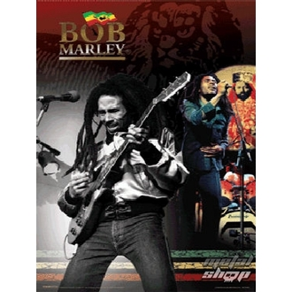 slika 3D Bob Marley - PPL70046, PYRAMID POSTERS, Bob Marley