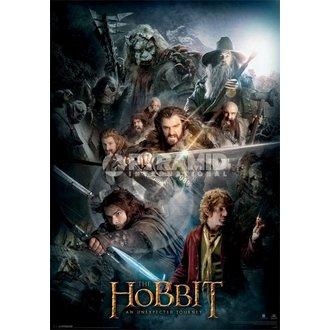slika 3D The Hobbit Mrak Montaža - Pyramid Plakati, PYRAMID POSTERS