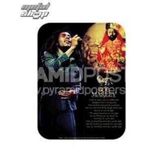 naljepnica Bob Marley - Selassie - PS6530T, PYRAMID POSTERS, Bob Marley