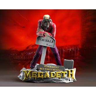 Kip/ Figurica (Ukras) Megadeth - Rock Iconz - Mir prodaje - VIC Rattlehead 2, KNUCKLEBONZ, Megadeth