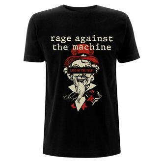 tričko pánské RAGE AGAINST THE MACHINE -  Sam - Black - RTRAMTSBSAM