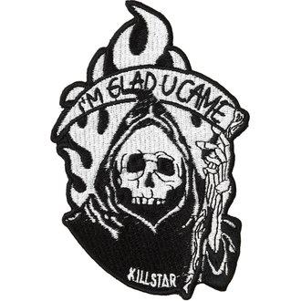 Zakrpa za glačanje KILLSTAR - Reaper, KILLSTAR