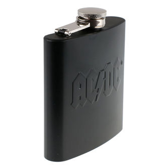Ploska AC / DC - Hip Flask Embossed, AC-DC
