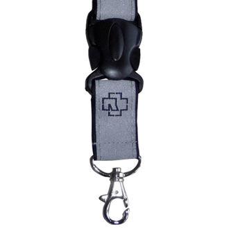 Trakica za ključeve RAMMSTEIN - Klassik Schlüsselbund - siva, RAMMSTEIN, Rammstein