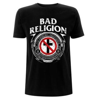 Muška metal majica Bad Religion - Badge -, NNM, Bad Religion