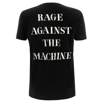 Muška metal majica Rage against the machine - Molotov & Stencil - NNM, NNM, Rage against the machine