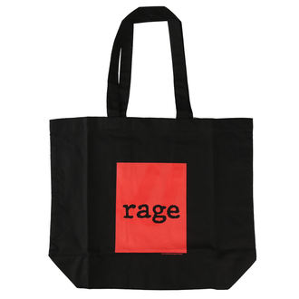 Torba Rage Against the Machine - Red Square - Black Shopper, Rage against the machine