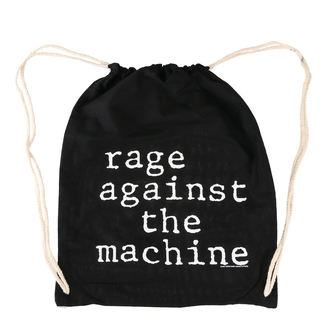Torba Rage Against the Machine - Stack Logo - Black Drawstring, Rage against the machine