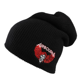 Kapa Airbourne - GNR Skull - Black, Airbourne