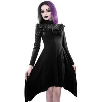 Ženska haljina KILLSTAR - SAGE SWING - BLACK, KILLSTAR