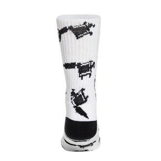 Čarape SULLEN - MACHINED - BIJELA, SULLEN