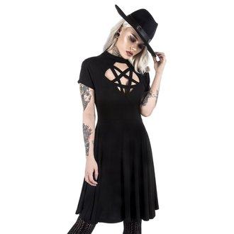Ženska haljina KILLSTAR - Scariel Penta - Black, KILLSTAR