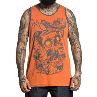 Muška majica SULLEN - COPPERHEAD - izgorio ORANGE, SULLEN