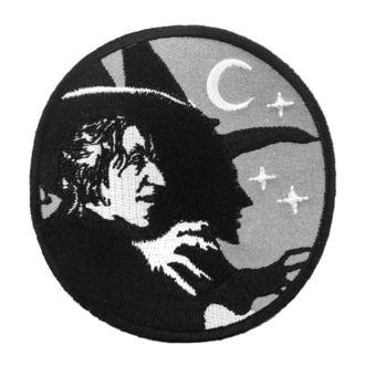 Zakrpa KILLSTAR - Witch - Black, KILLSTAR