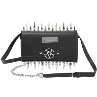 Torba (Torbica) KILLSTAR - SHE DEVIL CLUTCH - BLACK, KILLSTAR