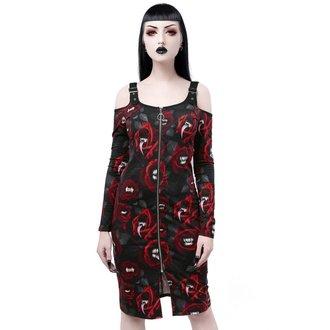 Ženska haljina KILLSTAR - Sinner Midi, KILLSTAR