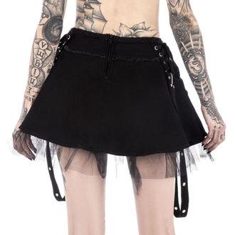 Suknja ženska KILLSTAR - Slay Her - Black, KILLSTAR