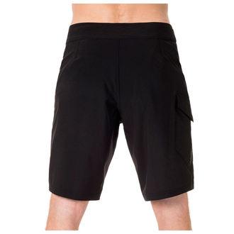 Muške kratke hlače (kupaći) HORSEFEATHERS - GILLER - Crne, HORSEFEATHERS