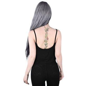 Ženska majica KILLSTAR - Stardust Strappy - BLACK, KILLSTAR
