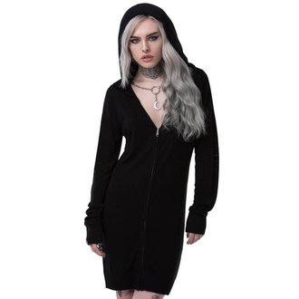 Ženski džemper (Kardigan) KILLSTAR - STELLA LUNA - BLACK, KILLSTAR