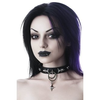Ogrlica KILLSTAR - Styx - BLACK, KILLSTAR
