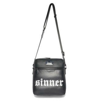 Torba BLACK CRAFT - Sinner Passport Crossbody, BLACK CRAFT