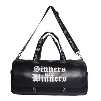 Sportska torba BLACK CRAFT - Sinners Are Winners, BLACK CRAFT