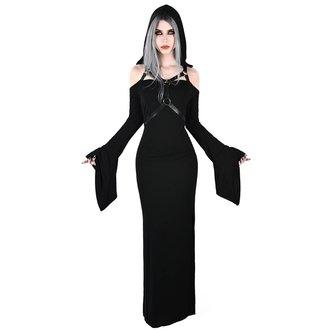 Ženska haljina KILLSTAR - TABITHA TOMB - BLACK, KILLSTAR
