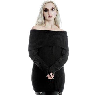 Ženski džemper KILLSTAR - Tabitha - CRNI, KILLSTAR