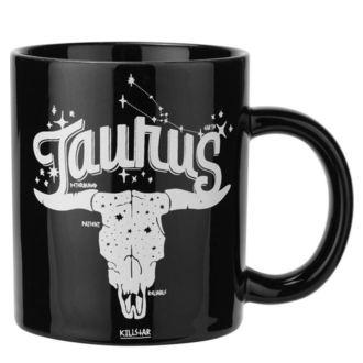 Šalica KILLSTAR - Taurus - BLACK, KILLSTAR