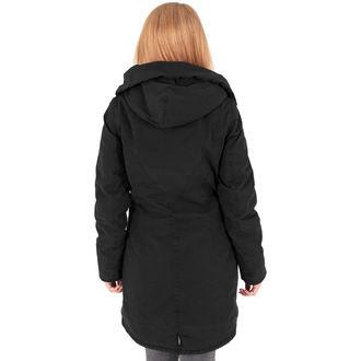 Ženska zimska jakna - Garment washed Long Parka - URBAN CLASSICS, URBAN CLASSICS