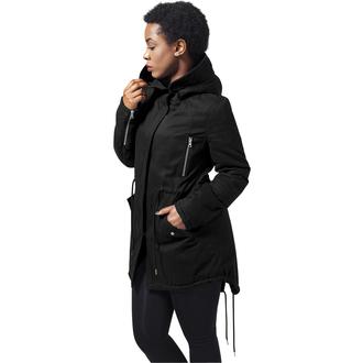 Ženska zimska jakna - Sherpa Lined Cotton Parka - URBAN CLASSICS, URBAN CLASSICS