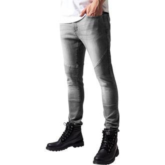 Muške hlače URBAN CLASSICS - Slim Fit Biker, URBAN CLASSICS