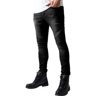 Muške traperice URBAN CLASSICS - Slim Fit Biker Jeans, URBAN CLASSICS